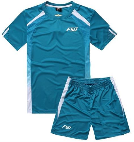 חליפת כדורגל לבוגרים ונוער סט חולצה ומכנס במגוון צבעים לקבוצות כדורגל וליחידים