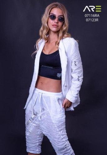חליפה STUNNING לבן ANTIGO