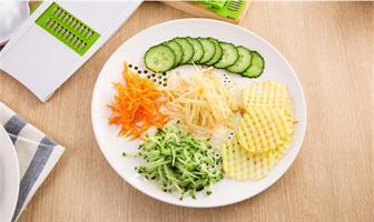 חותך ירקות מקצועי בעל 5 להבות