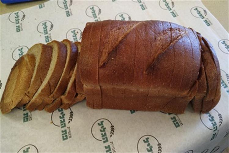 לחם מקמח מלא ללא סוכר