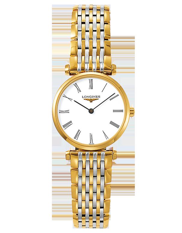 שעון יד אנלוגי נשים LONGINES L4.209.2.11.7