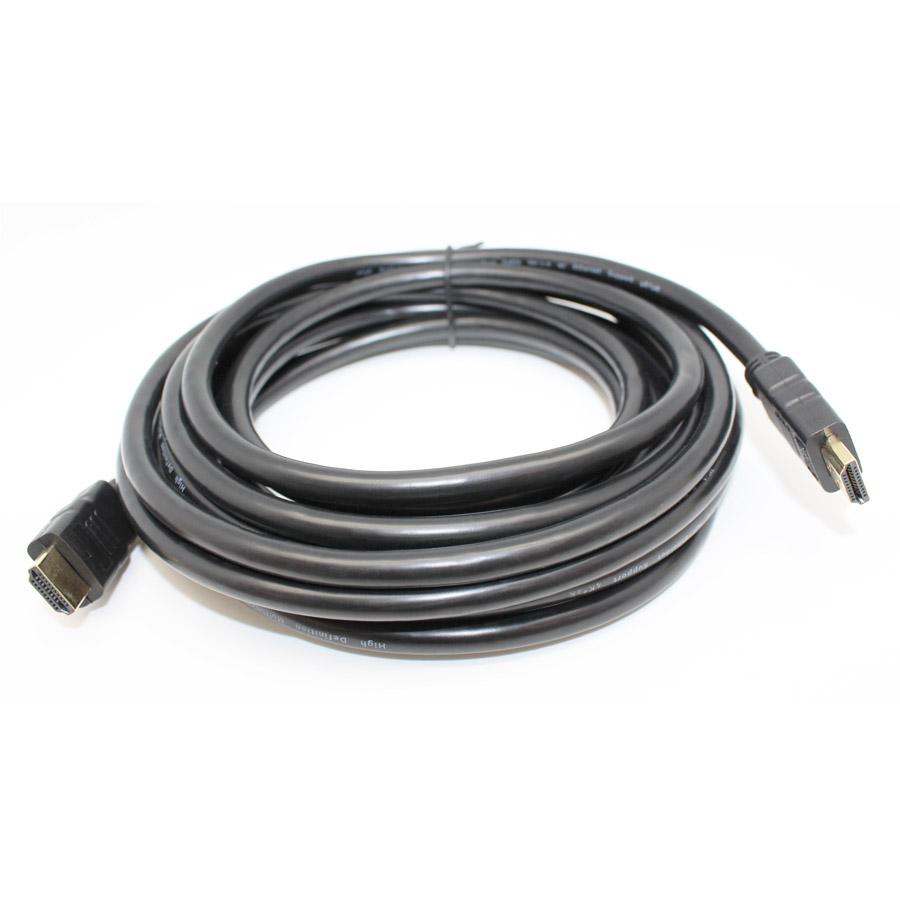 כבל HDMI לחיבור HDMI באורך 2 מטרים Gold Touch