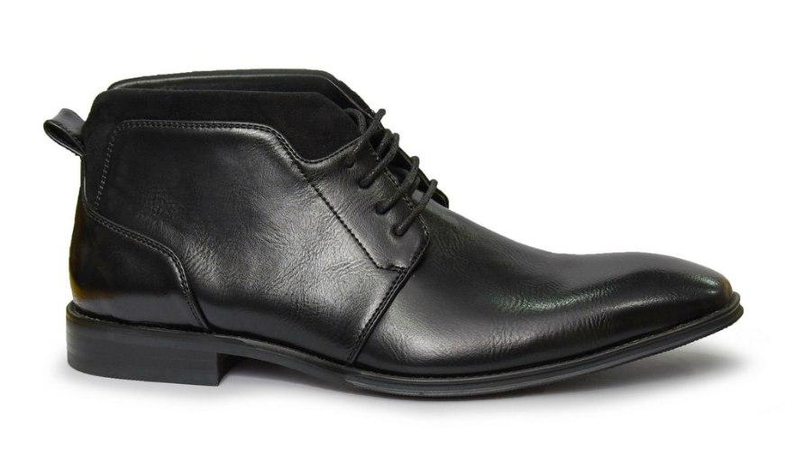 נעל נוחות אלגנט לגבר דמוי עור דגם - Q5921