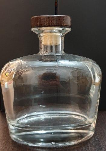 """דיקנטר/בקבוק Ailsa של גלנקיירן + פקק שעם/עץ - גודל 700 מ""""ל"""