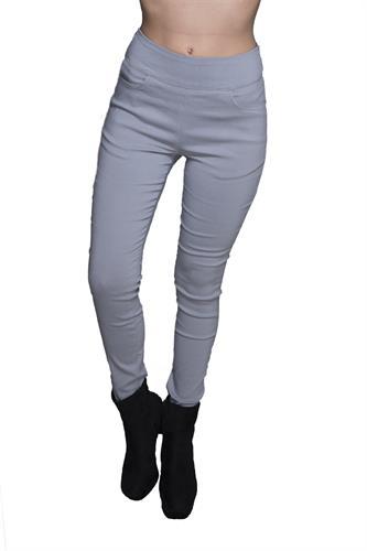 מכנס שרונה אפור בהיר
