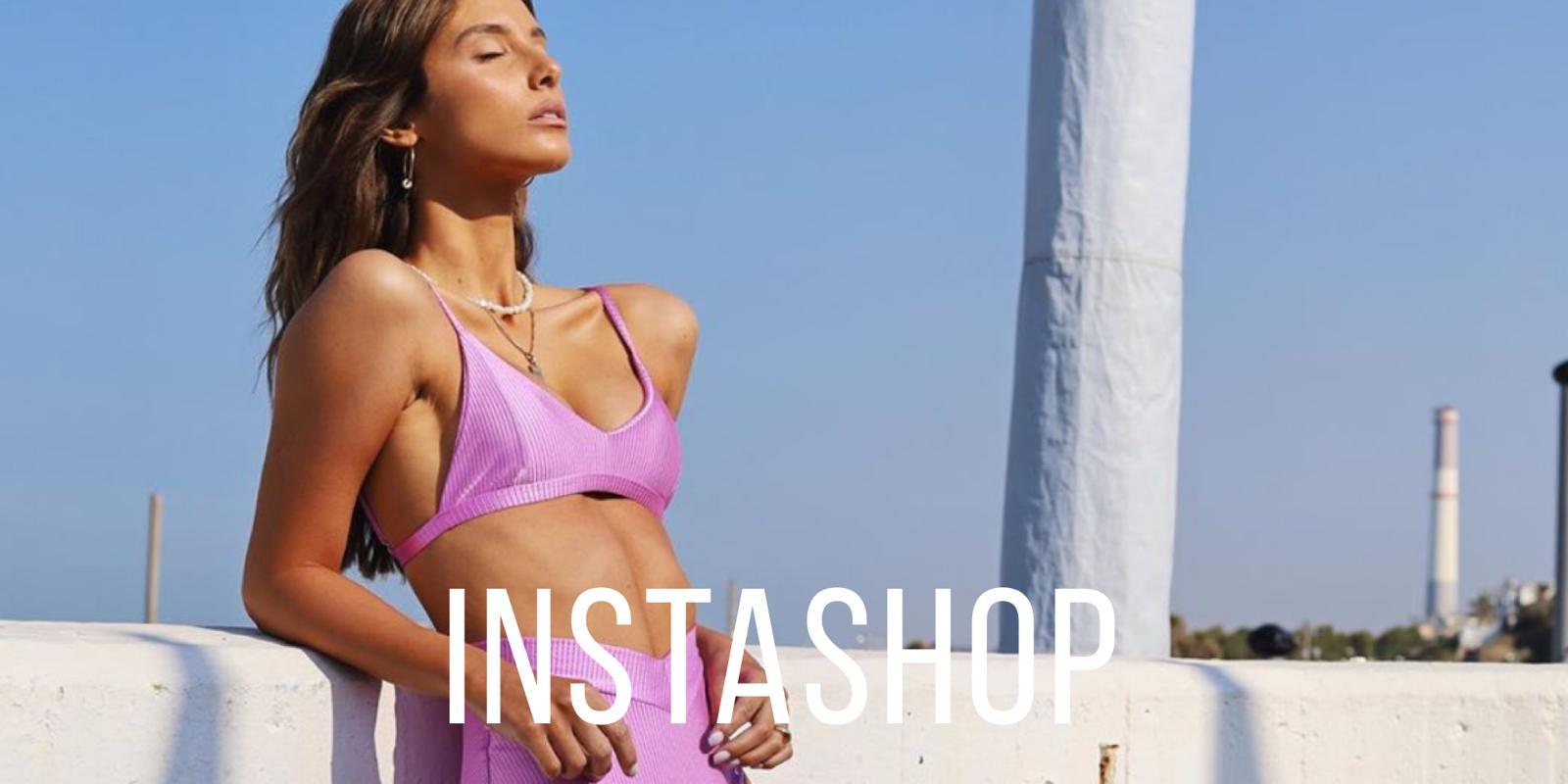 INSTASHOP - החנות הורודה - בגדי ים ברזילאים