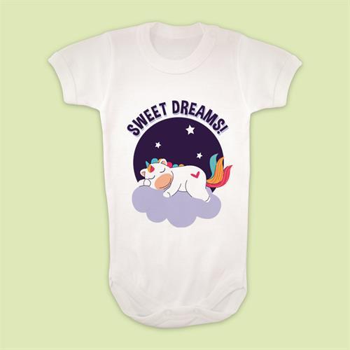 בגד גוף לתינוק Sweet Dreams