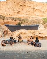 ציליית חוף - I CAMP SHADE L 3X3