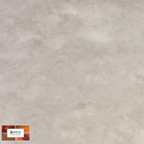 פרקט פולימרי סטון SPC FLOOR STONE עמיד במים במראה בטון אפור בהיר דגם 48008
