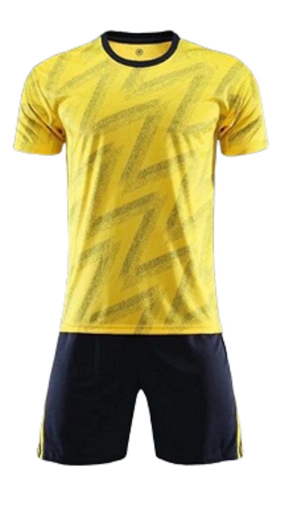 תלבושת דמוי ארסנל צהוב כחול