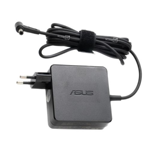 מטען מקורי למחשב נייד אסוס Asus 19V 3.42A 65W 5.5*2.5