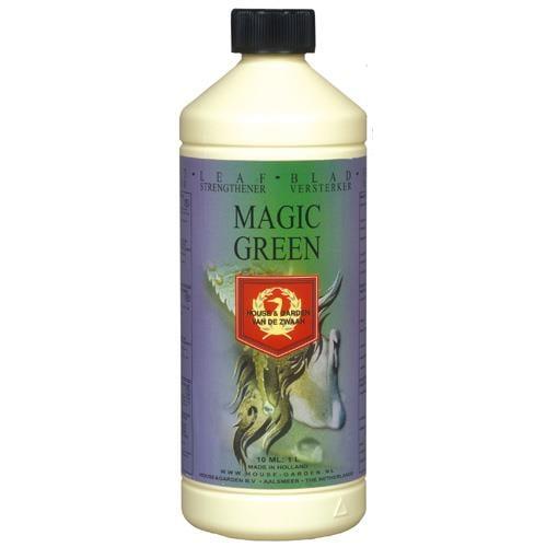 האוס אנד גארדן מחזק עלים 1 ליטר HNG Magic Green