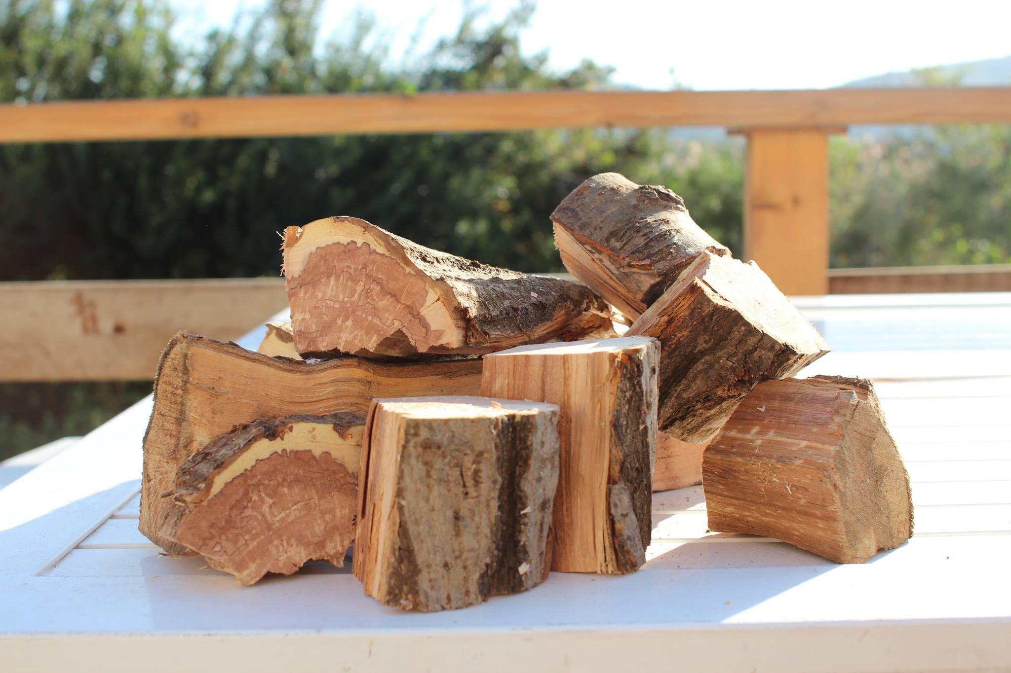 שבבי עץ לעישון בשר CHUNKS מסקיט