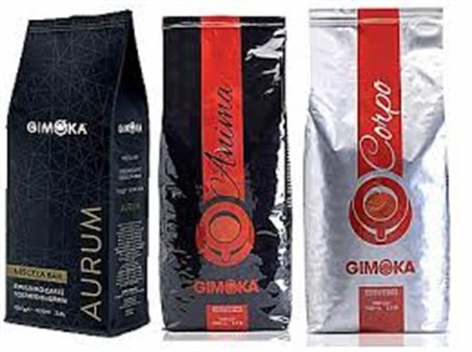 3 קילו פולי קפה gimoka mix