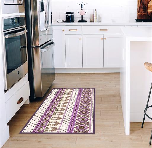 שטיח pvc למטבח (דגם 1064)