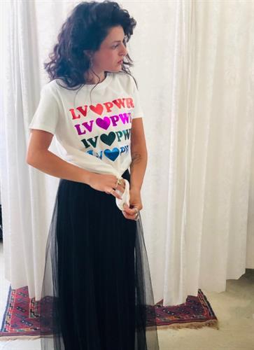 חולצת LVOPWR
