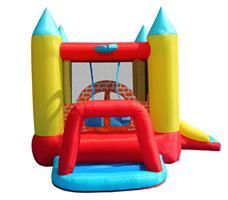 מתקן קפיצה  4 התחנות הפי הופ - 9114 - 4in1 Play Center Happy Hop