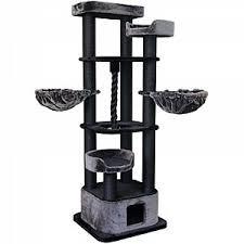 מתקן גירוד 4 קומות לחתולים  - CAT SCRATCHER 4 FLOOR