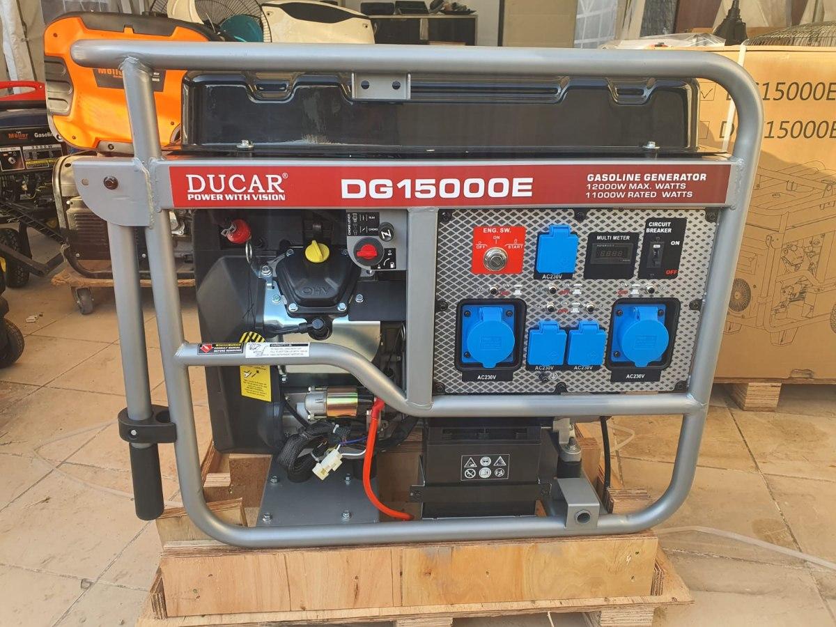 גנרטור פתוח 15KVA בנזין חד פאזי PREMIUM TOLS