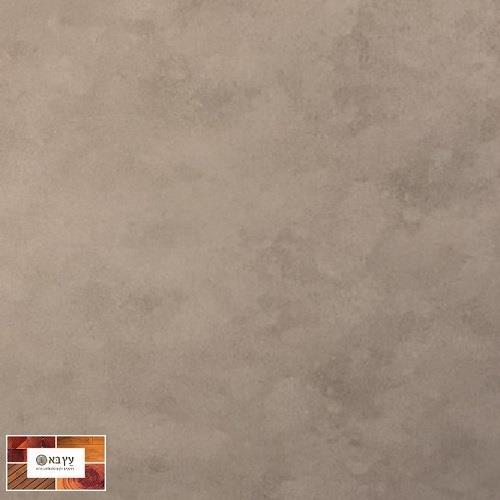 פרקט פולימרי סטון SPC FLOOR STONE עמיד במים במראה בטון אפור כהה דגם 48008B