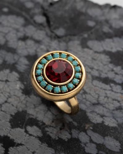 טבעת לואי ה-14 עדינה