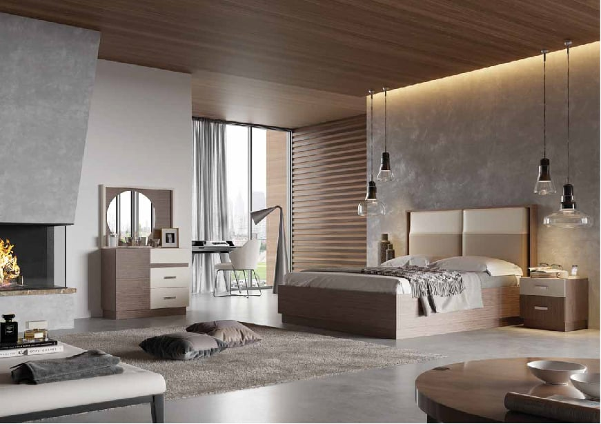 חדר שינה אימפריה