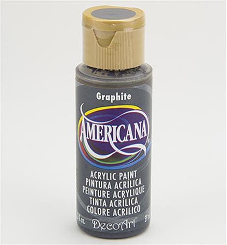 """צבע אמריקנה 59 מ""""ל Graphite DA161"""