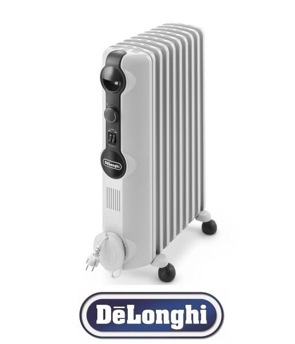 DeLonghi רדיאטור חדשני 9 צלעות סדרת RADIAS דגם TRRS0920