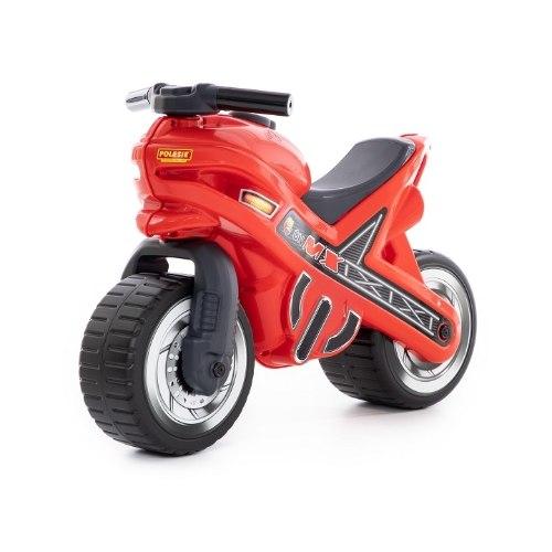 אופנוע שיווי משקל אדום