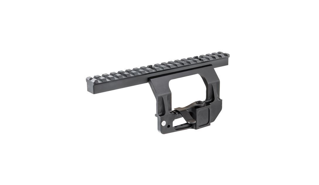 SVD / DRAGUNOV Side clip top Picatinny rail