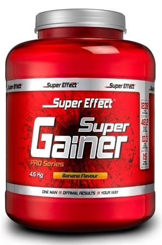 "גיינר סופר אפקט סופר גיינר 4.5 ק""ג Super Effect Super Gainer"