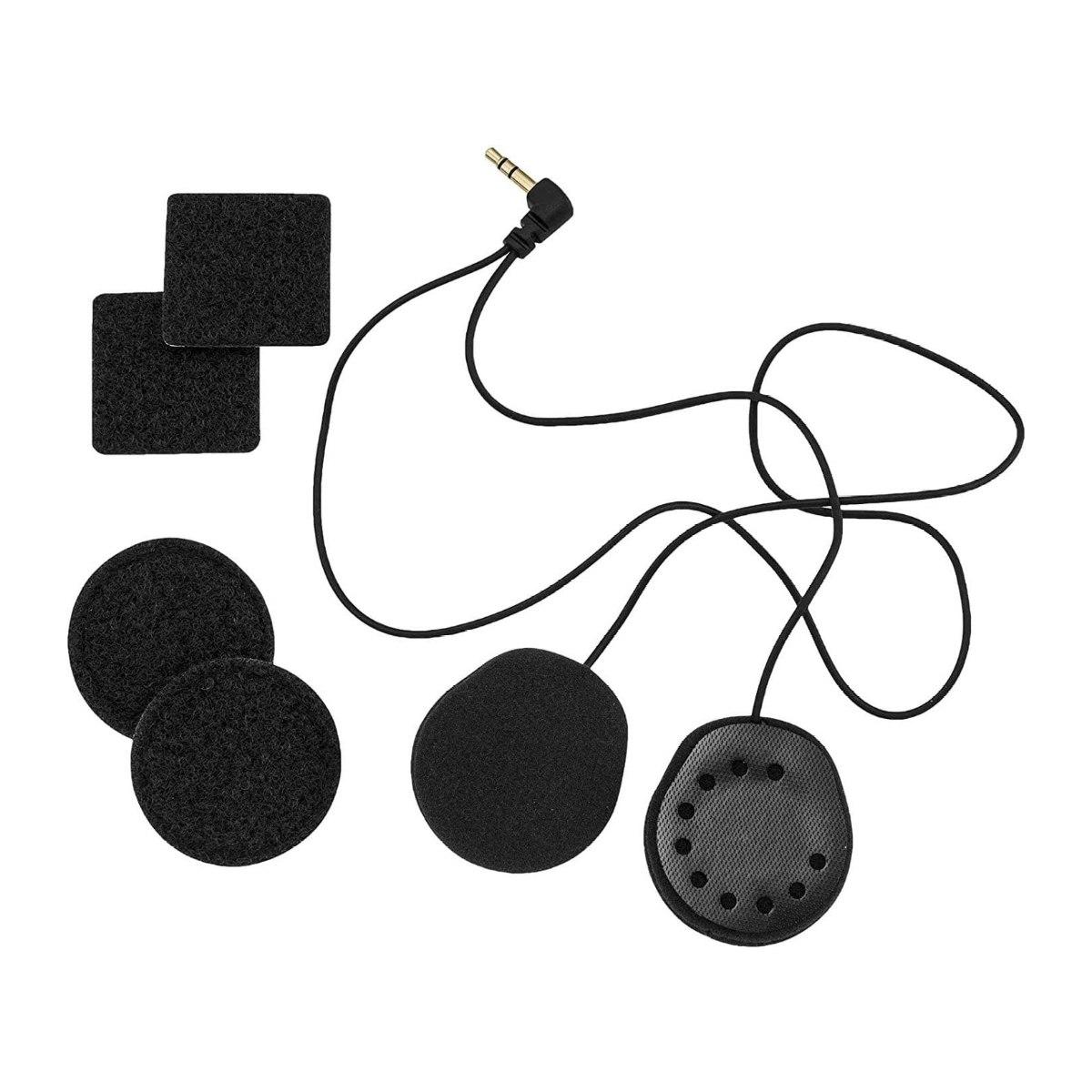 """סט רמקולים ייעודיים לקסדת רוכבים 40 מ""""מ 40mm Audio Speaker Set"""