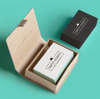 עיצוב כרטיסי ביקור וניירת עסקית