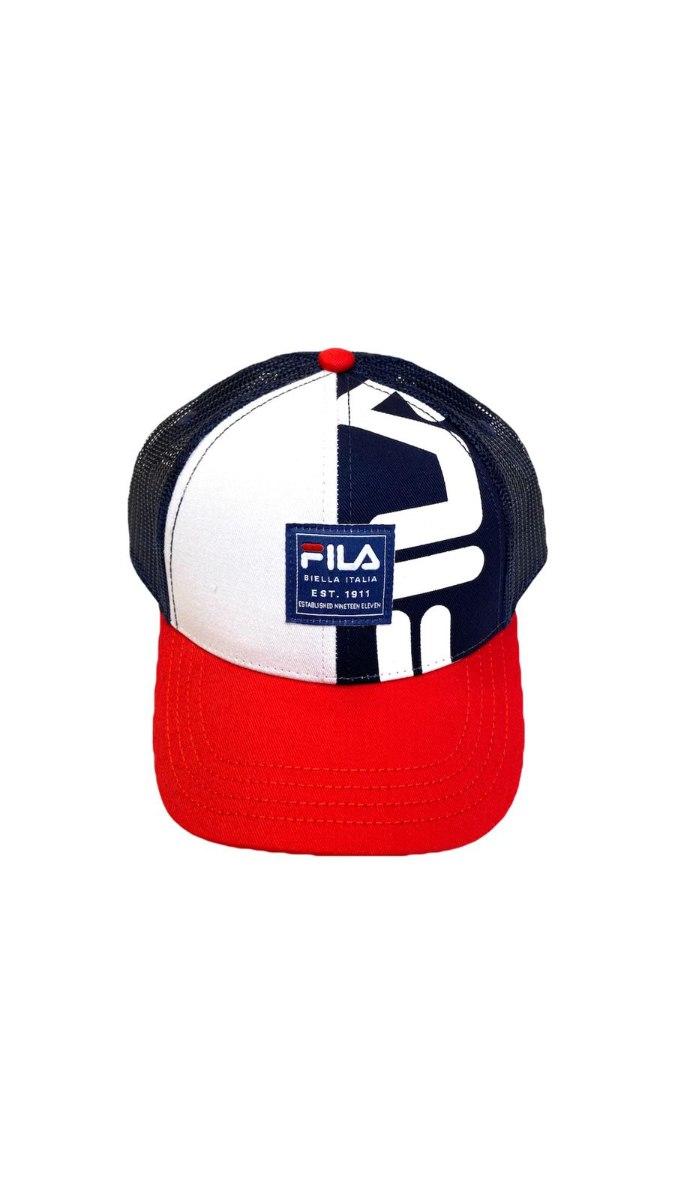 כובע FILA כחול לבן