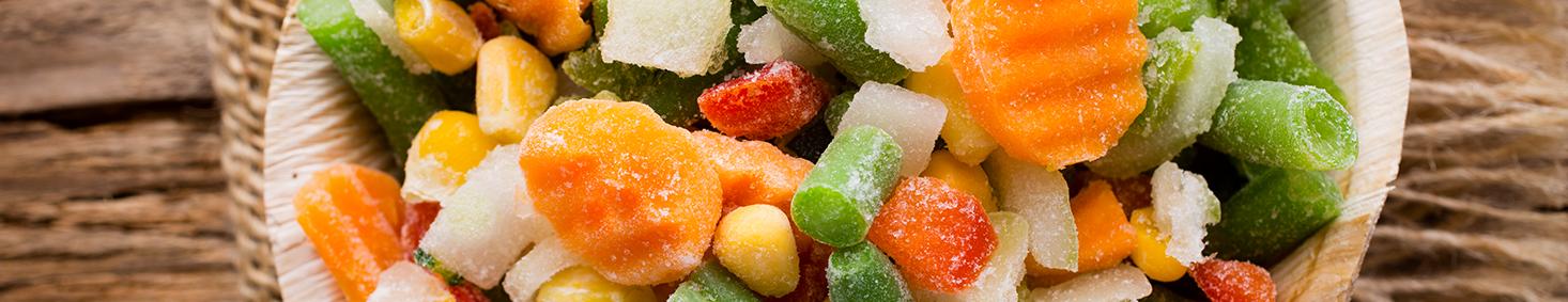 ירקות קפואים - טעים בריא