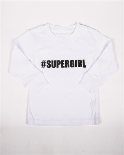 חולצת ילדים Supergirl