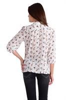חולצה דונלה ציפורים