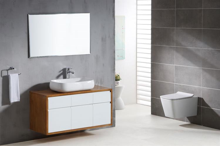 ארון אמבטיה תלוי קלאסי דגם פריז PARIS