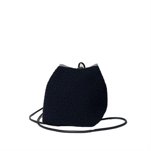 תיק צד יפני בצבע כחול כהה