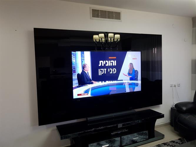 מסך זכוכית לטלויזיה 13