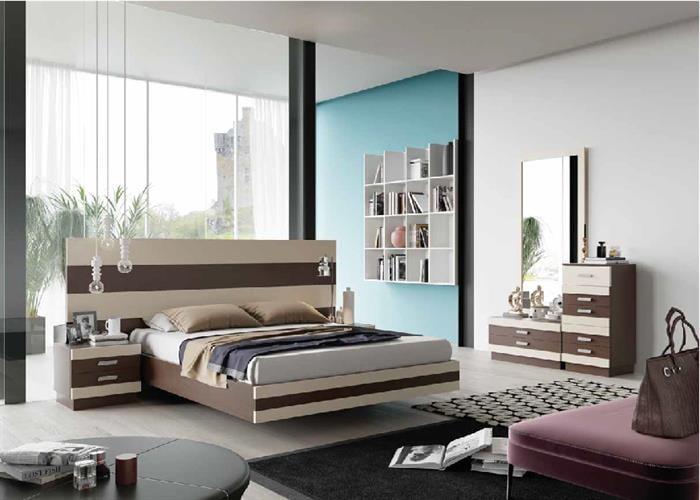 חדר שינה זברה