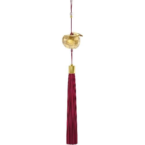 קריסטל Swarovski Apple Ornament