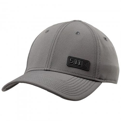 כובע טקטי אפור 5.11 CALIBER A FLEX CAP Storm