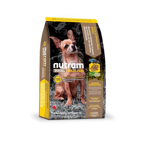 נוטרם טוטאל לכלב מגזע קטן סלמון ללא דגניםT28 6.8 kg