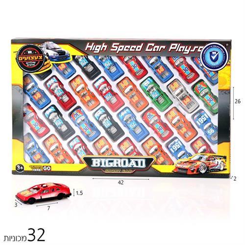 מכוניות מירוץ 1\32