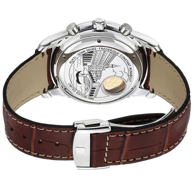 שעון יד גברים אנלוגי אוטומטי FREDERIQUE CONSTANT FC-392RV6B6
