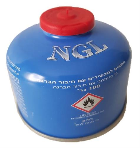 100 גרם - הברגה NGL