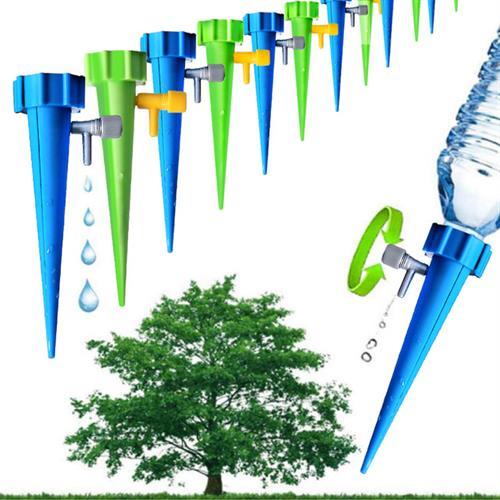 12 יח' להשקייה אוטומטית לעציצים שיחים ופרחים