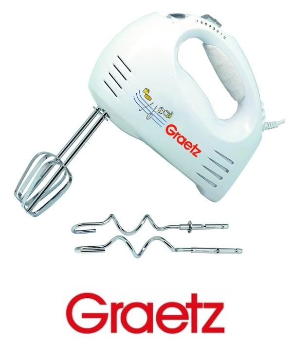 Graetz מערבל יד דגם GR-268