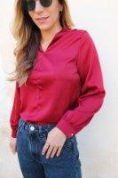 חולצת הלנה אדומה
